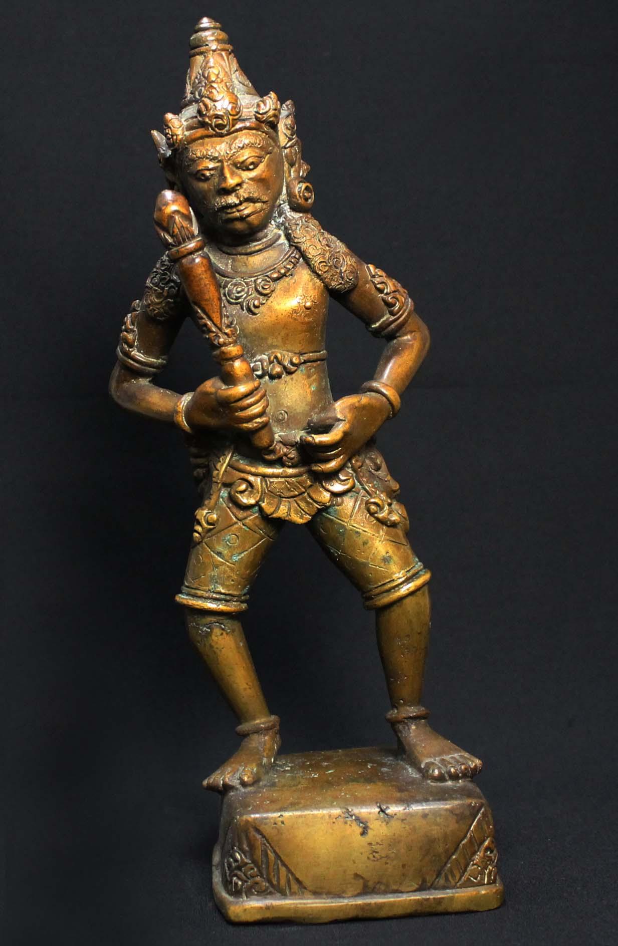 Prabhu Menak Jingga
