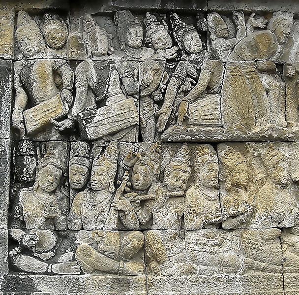 Musicians_Borobudur