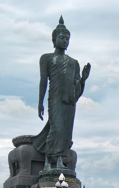 Phutthamonthon_Buddha